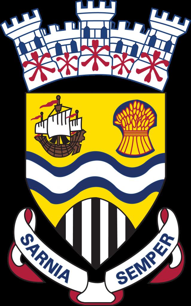 sarnia crest