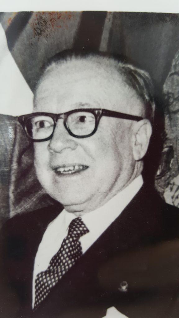 William Strangway