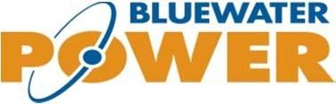 Bluewater Power Logo